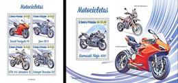 S. Tomè 2020, Moto, 4val In BF+BF - Motos