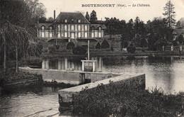 Thematiques 60 Oise Boutencourt Le Château - Sonstige Gemeinden