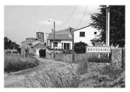 BROSSAINC - Panneau Entrée - Otros Municipios
