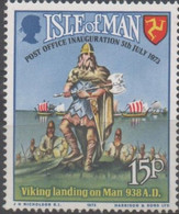 Débarquement Viking - Viking Landing 1973 XXX - Isle Of Man