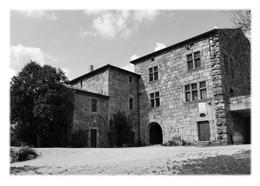 COLOMBIER-LE-VIEUX - Château De Belle Combe - Otros Municipios