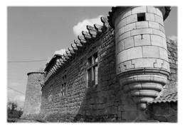 COLOMBIER-LE-VIEUX - Maison Forte De Ruissas - Otros Municipios