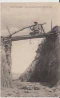 Baie De La Frénaye (22) - Pont Rustique Au Moulin De Roche Noire - Bon état - Other Municipalities