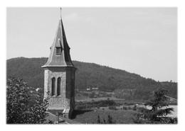 GILHOC-SUR-ORMEZE - Clocher De L'église - Sonstige Gemeinden