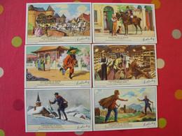 6 Images Chromo Liebig. Chromos. Séries S 1419. Histoire De La Poste. 1940. - Altri