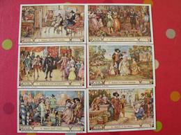 6 Images Chromo Liebig. Chromos. Séries S 1421. La Vie De Rubens. 1940 - Altri