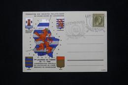 LUXEMBOURG - Carte De La Journée Du Timbre En 1939 - L 79798 - Covers & Documents