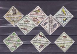 MAURITANIE : Oiseaux : Y&T :34** à 49** TT - Mauritanië (1960-...)
