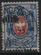 Finland (24) 1891 14k. Used - Usati
