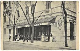A3 BDR 13 MARSEILLE 5 Rue De Noailles Maison Dorée Restaurant Gruber - Canebière, Centro