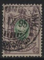 Finland (26) 1891 35k. Used - Usati