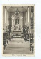 Mellery Intérieur De L'Eglise - Villers-la-Ville