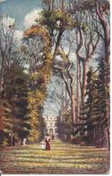 UNITED KINGDOM - 1909 - Guy's Ckiffe House And Avenue, Warwick, England, Tuck Oilette (L98) - Zonder Classificatie