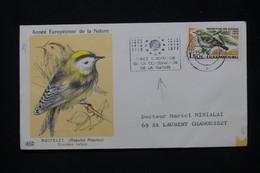 LUXEMBOURG - Enveloppe De Luxembourg En 1970 Pour Un Docteur - Publicité Médicale Au Dos ( Veybirol Et...) - L 79808 - Briefe U. Dokumente