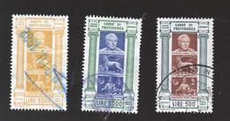 Previdenza Avvocati E Procuratori E Ragionieri Commerciali - Revenue Stamps