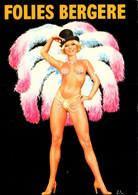 Spectacle > Cabarets / FOLIES  BERGERE / PARIS/LOT 4109 /LIQUIDE BOUTIQUE  A VOIR - Kabarett