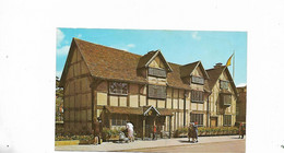 Shakespeae's Birthplace Statford Upon Avon - Unclassified
