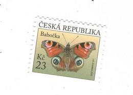 Year 2020 - Butterflies,  1 Stamp, MNH - Ungebraucht