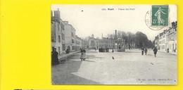 NIORT Place Du Port (Alix) Deux Sèvres (79) - Niort