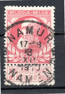 Belgie - Belgique - Grove Baard - Namur 1 G - 1905 Thick Beard