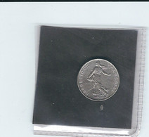 VP23  PIECE DE 1/2  Francs 1986 - Altri