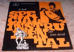 Le Luth Spécial Instrumental Par Jean David - Otros - Canción Francesa
