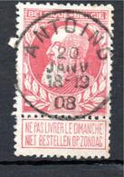 Belgie - Belgique - Antoing - 1905 Thick Beard