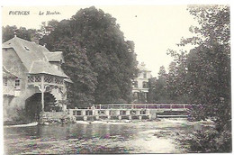 27 Fourges - Le Moulin - Fourges