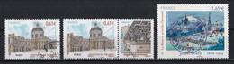 France 2014 : Timbres Yvert & Tellier N° 4884 - 4884 + Vignette - 4885 - 4888 - 4901 Et 4905 Avec Oblitérations Rondes. - Gebruikt