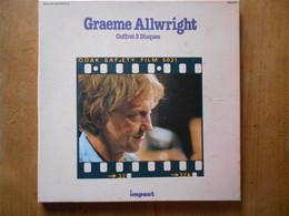 GRAEME ALLWRIGHT – Coffret 3 Disques Vinyle 33 Tours 30 Cm – TTB (Lot 250) - Otros - Canción Francesa