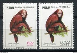 Perú 1974. Yvert A 320-21 ** MNH. - Pérou
