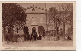 SALSOMAGGIORE - IL SANATORIO - PARMA - VIAGGIATA - Parma
