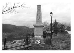MALBOSC - Monument Aux Morts - Other Municipalities