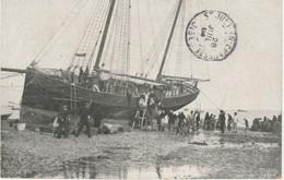 Bateau échoué Débarquement Des Passagers - Sin Clasificación
