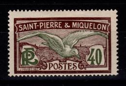 SPM - YV 87 N* Cote 4,50 Euros - Unused Stamps