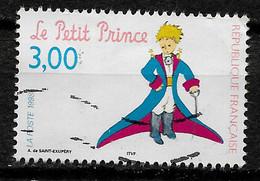 FRANCE 3175 Le Petit Prince Antoine De Saint Exupéry : écrivain Aviateur . - Gebruikt
