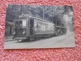 Cpa Uccle Ukkel Grande Espinette Tram - Uccle - Ukkel