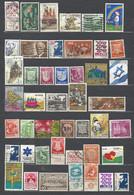 45 TIMBRES ISRAEL - Colecciones & Series