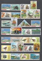 51 TIMBRES GRENADES - Grenada (1974-...)