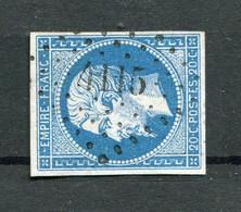 !!! PC 4115 VERZY (MARNE) - 1849-1876: Période Classique