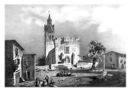QUINTENAS - L'église Saint-Pierre-aux-liens (reproduction) - Otros Municipios
