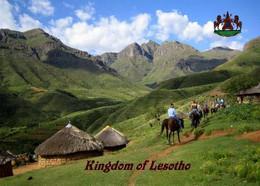 Kingdom Of Lesotho Landscape New Postcard - Lesotho