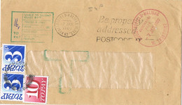 38479. Carta HUDDERSFIELD, Halifax 1980. TAXE, Tasada. To PAY - Postage Due