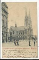 Wien IX - Probst-Pfarrkirche Z. Göttl. Beiland - Votivkirche - Zonder Classificatie