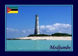 Mozambique Quirimbas Medjumbe Island Lighthouse New Postcard Mosambik AK - Mozambico