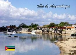 Mozambique Island View UNESCO New Postcard Mosambik AK - Mozambico