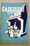 Pargoletti U.D.A.C.I 1961 - Religion