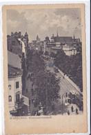 CPA Old Pc Pologne Varsovie Krakauer Ww2 1943 Postmark - Polonia