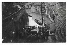 Gaillac Carte Photo Inondations Crues 1930 Evacuation Des Habitants Carte Photo Raynaud Gaillac - Gaillac
