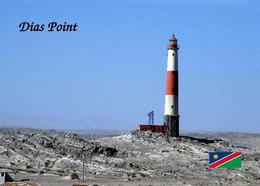 Namibia Dias Point Lighthouse New Postcard Leuchtturm AK - Namibia